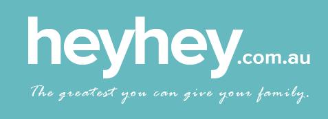 HeyHey Logo