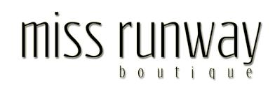Miss Runway Boutique Logo